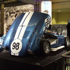 AC Shelby Cobra 427 'Flip-Top'