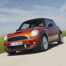 MINI (BMW) Mini Cooper S 184 hp Auto