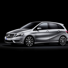 Full Reveal of New B-Class Ahead of Frankfurt