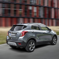 Opel Mokka 1.4 Turbo Black Line