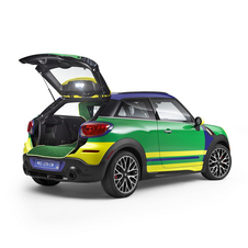 MINI (BMW) Paceman GoalCooper