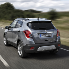 Opel Mokka 1.4 Turbo Cosmo Active Select
