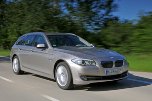 BMW 535d Touring AT