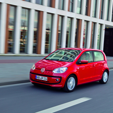 Volkswagen Up! Four-door