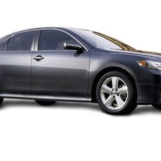 Toyota Camry XLE V6 6-Spd AT