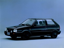 Nissan March Super Turbo
