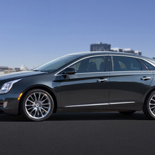 Cadillac is squarely taking on the 7 Series with the new Vsport