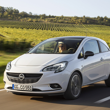 Opel Corsa 1.3 CDTI ecoFLEX Color Edition