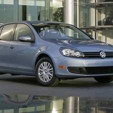 Volkswagen Golf 1.6l TDI 105hp DPF Edition