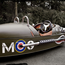 Morgan wants to add new engine variants and body styles to the car