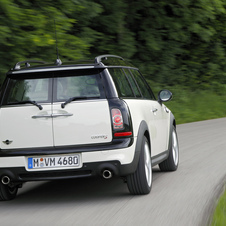 MINI (BMW) Mini Clubman Cooper S 184 hp