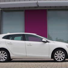 Volvo V40 T5 Summum Geartronic