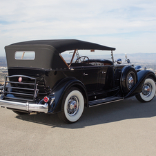 Packard Twelve Seven-Passenger Touring