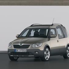Skoda Roomster Scout 1.2 TSI