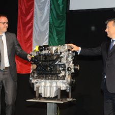 It will start by building engines for the Astra
