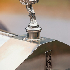 Rolls-Royce Phantom I Enclosed Drive Landaulette by Arthur Mulliner