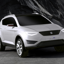 The IBX will be the basis for the Seat SUV