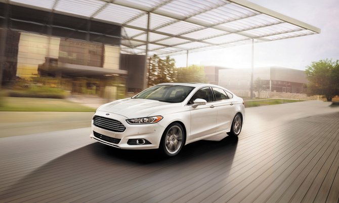 Ford Fusion Gen.2