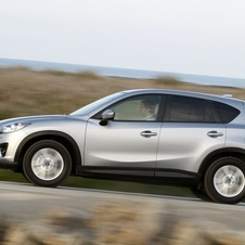 Mazda CX-5 Skyactiv Diesel for Europe Uses 4.6l/100km