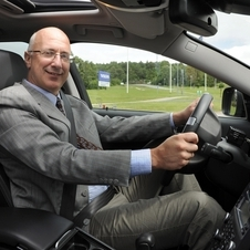 John-Fredrik Grönvall is a Volvo engineer who was project leader for the test