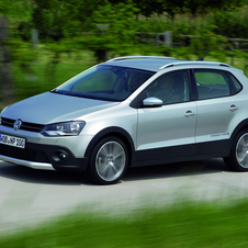 Volkswagen Polo 1.2l TDI Cross 75hp