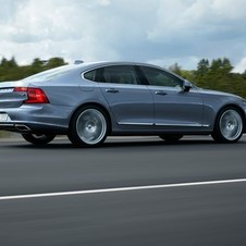 Volvo S90 D5 AWD Momentum Geartronic