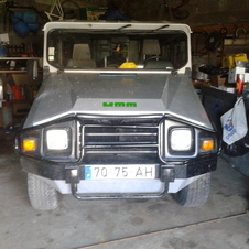 UMM Alter 2.5 Turbo Diesel