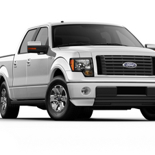Ford F-Series 145-in. WB FX2 Styleside SuperCab 4x2