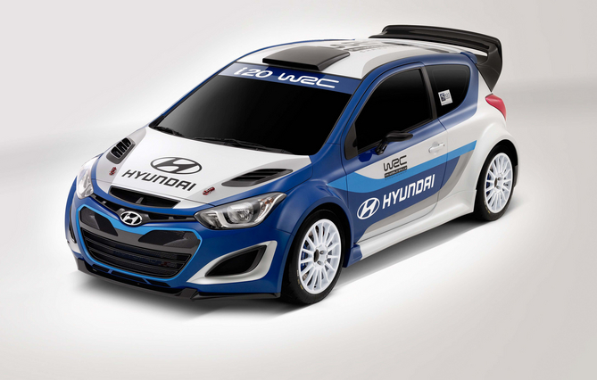 It will join the new VW Polo WRC