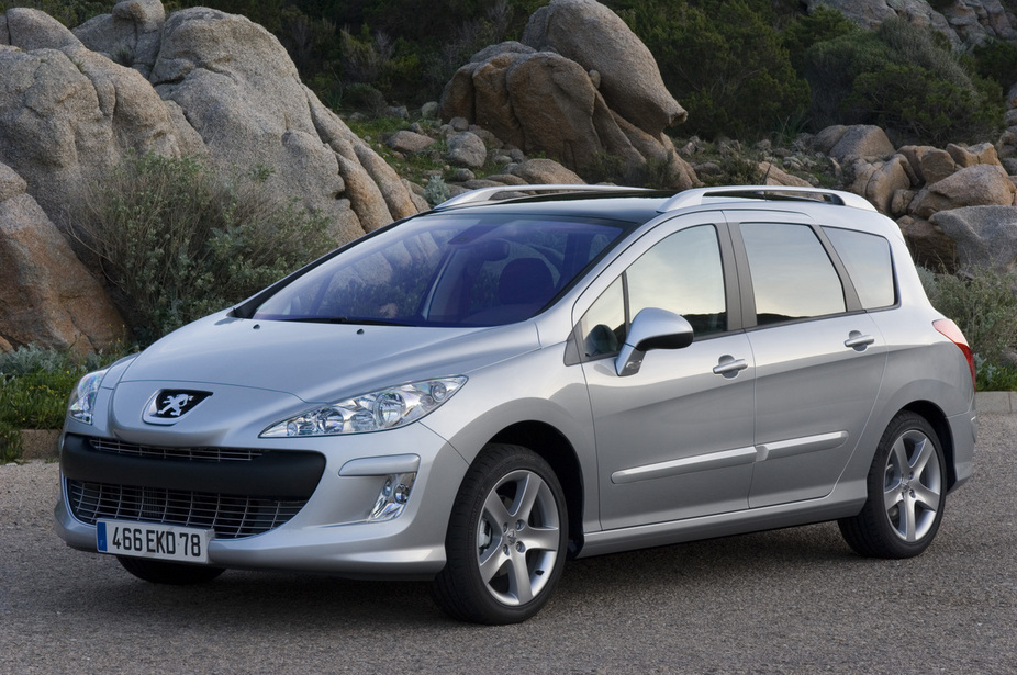 Peugeot 308 SW 1.6 THP Automatic :: 1 photo and 79 specs :: autoviva ...