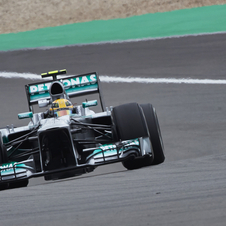 Nico Rosberg was disappointed by only making it to Q2.