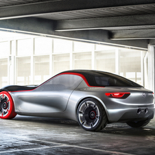 The GT Concept is equipped with a 1.0 turbo three-cylinder petrol front-mid-engine with 145hp and 205Nm
