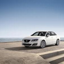 Seat Exeo Gets New Front End and More Efficient Engines for 2012