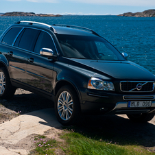 The XC90 will be the first car to get a new platform in the coming years