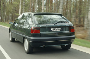 Citroën ZX 1.9D Turbo
