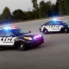 Ford's police car duo are rated the fastest police vehicles in the US