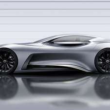 Elements of the Vision Gran Turismo should reach the models of Infiniti before 2020
