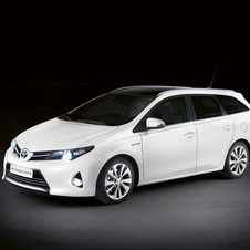 Toyota wants the new Auris and Auris Touring Sports to gain 1% market share