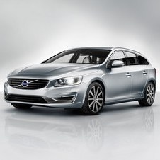 Volvo V60 T6 Summum Geartronic