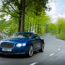 Bentley präsentiert den neuen Continental GT Speed beim Goodwood Festival of Speed