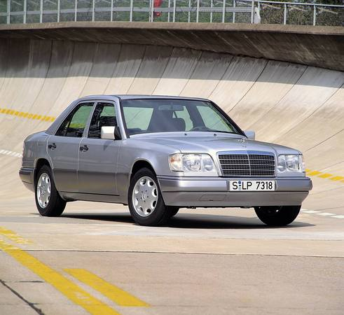 Mercedes-Benz 280 E AT