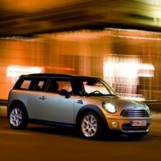 MINI (BMW) Mini Clubman Cooper 122 hp