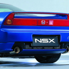All new lightweight NSX