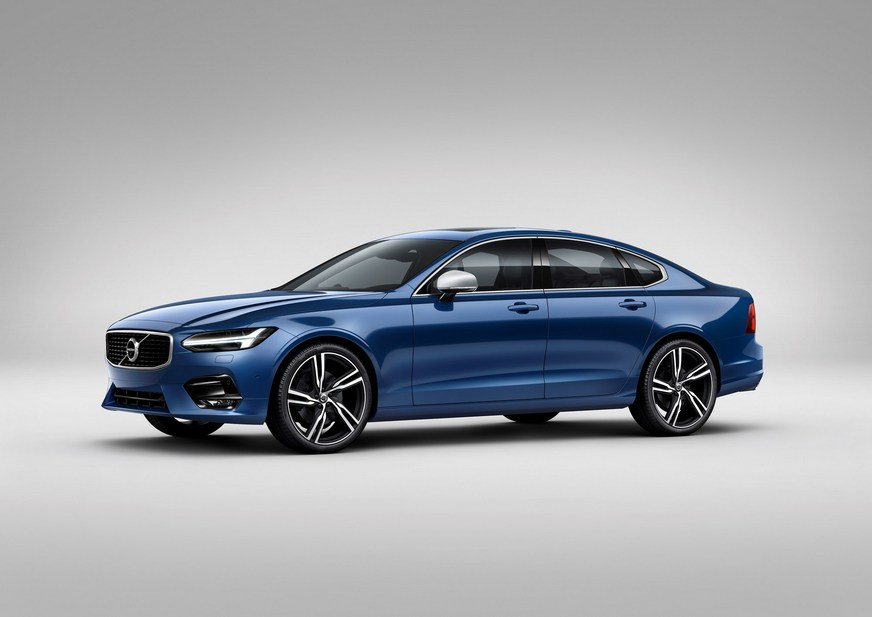 Volvo S90 T6 AWD R-Design Geartronic