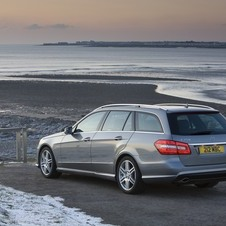 Mercedes-Benz E250 Estate CDI BlueEFF. SE