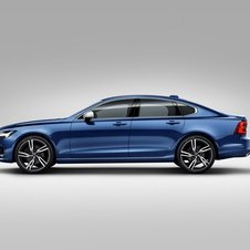 Volvo S90 D4 R-Design Geartronic
