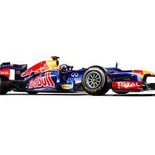 Red Bull F1 Takes the Shroud Off the RB8