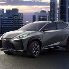 It is still not known whether the LF-NX will go into production as it looks now
