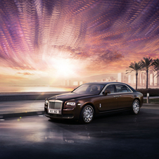 New Rolls-Royce Ghost arrives in the market this summer