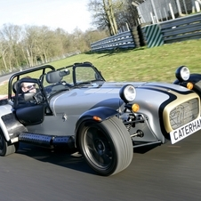 Caterham 7 Roadsport 1.6 Sigma 125hp